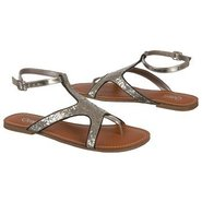 Fancy Sandals (Black Glitter) - Women's Sandals -