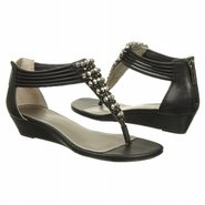 Pitar Sandals (Black Leather) - Women's Sandals -