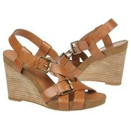 Hallie Sandals (Caramel Leather) - Women's Sandals