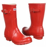 Original Short Boots (Red) - Women's Rain Boots- 5