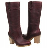 Rudston WP Pull-On Boots (Burgundy) - Women's Boot