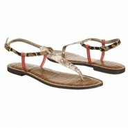 Gigi Sandals (Leopard/Flamingo) - Women's Sandals