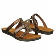 Lynx Locket Sandals (Bronze Leather) - Women's San