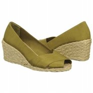 Cecilia Sandals (Khaki Shantung) - Women's Sandals