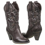 Denver Boots (Brown) - Women's Boots - 8.5 B
