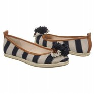 Gianna Shoes (Natural/Navy) - Women's Shoes - 8.0
