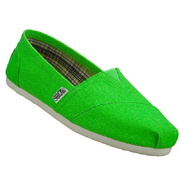 Bobs- Zing Shoes (Lime Neon) - Women's Shoes - 8.5