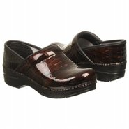 Professional Shoes (Brown Croc Patent) - Women's S