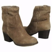 Shakkerr Boots (Taupe Suede) - Women&#39;s Boots - 9.5