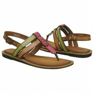 Billie Swing Sandals (Brown Multi) - Women's Sanda