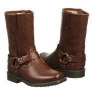 Harness Pull On Tod Boots (Dk Brown) - Kids' Boots