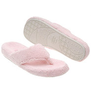 New Spa Thong Shoes (Pink Terry) - Women&#39;s Shoes -
