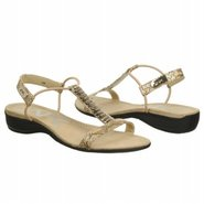 Karmina Sandals (Metallic Taupe) - Women's Sandals