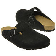 Boston Sandals (Black Suede) - Men's Sandals - 41.