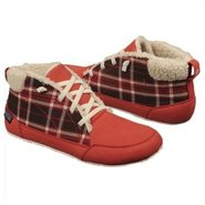 Advocate Chukka Boots (Red Delicious Plaid) - Wome