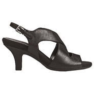 Fax Break Sandals (Black) - Women's Sandals - 5.5