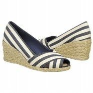 Cecilia Sandals (Navy Stripe) - Women's Sandals -