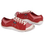 Dr. Scholl's Jennie Shoes (Red Gingham) - Women's