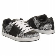Serve Shoes (Tron Black/White Max) - Men's Shoes -