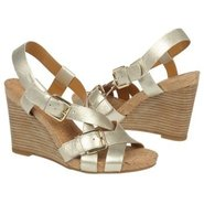 Hallie Sandals (Platino Leather) - Women&#39;s Sandals