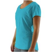 Women's Cap Sleeve Tee Accessories (Nirvana Blue)-