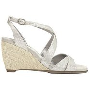 Bronze Age Sandals (Silver Snake) - Women&#39;s Sandal