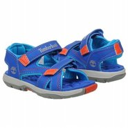 Mad River 2 Strap Tod/Pr Sandals (Royal Blue/Orang