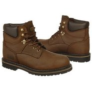 6  lace-up Boots (Dark Brown) - Men's Boots - 11.5