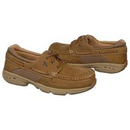 Hatteras Shoes (Oak Crazy Horse) - Men's Shoes - 1