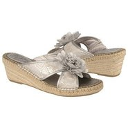Bloom Sandals (Silver/Grey Metallic) - Women's San