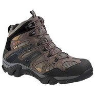 Wilderness WP Hiker Boots (Gunmetal/Tan) - Men's B