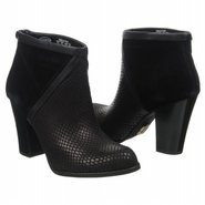 Janette Boots (Black Leather) - Women's Boots - 7.