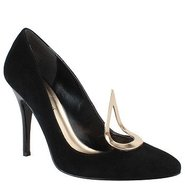 Tribute Shoes (Black Suede) - Women's Shoes - 6.5