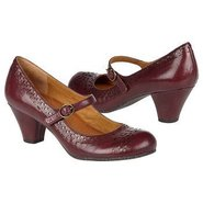 Castalia Shoes (Bordo Leather) - Women's Shoes - 6