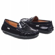 Savor Tod/Pre Shoes (Navy Patent) - Kids' Shoes -
