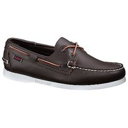Docksides Shoes (Wine) - Men's Shoes - 7.0 M