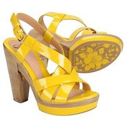 Velia Shoes (Sunshine Yellow) - Women's Shoes - 10