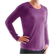 Women's Fit L/S Tee Accessories (Sugar Plum)- 21.5