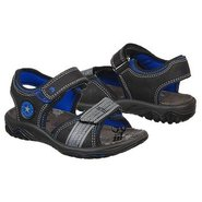 Trevor Tod/Pre Sandals (Black/Blue) - Kids' Sandal