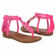 OshKosh B&#39;gosh Babz Tod/Pre Sandals (Fuchsia) - Ki