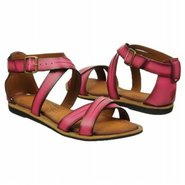 Billie Jazz Sandals (Fuchsia Leather) - Women's Sa