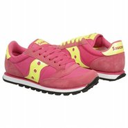 Jazz Low Pro Shoes (Pink/Citron) - Women's Shoes -