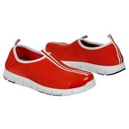Travel Walker Slip On Shoes (Red) - Women's Shoes