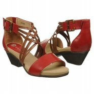 Opaline Sandals (Red/Honey Brown) - Women's Sandal