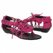 Cicii Sandals (Fuschia Suede) - Women's Sandals -