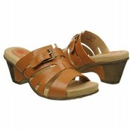 Leyla Sandals (Tan Leather) - Women's Sandals - 7.