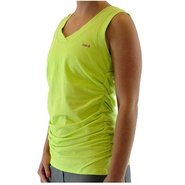 Women's Sleeveless Tee Accessories (Wild Lime)- 19