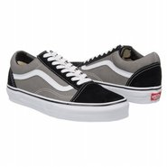Old Skool Shoes (Black/Pewter) - Men's Shoes - 6.5