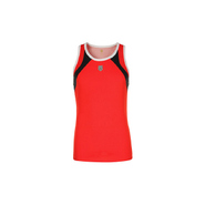 Men's Graphic Singlet Accessories (Fiery Red/Black