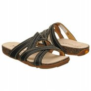BareStep Slide Sandals (Black) - Women&#39;s Sandals -